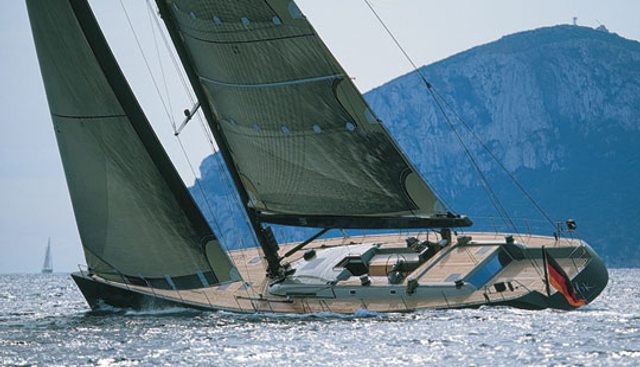 Galma Charter Yacht