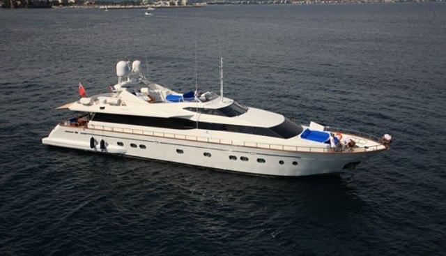 Bojangles Charter Yacht - 5