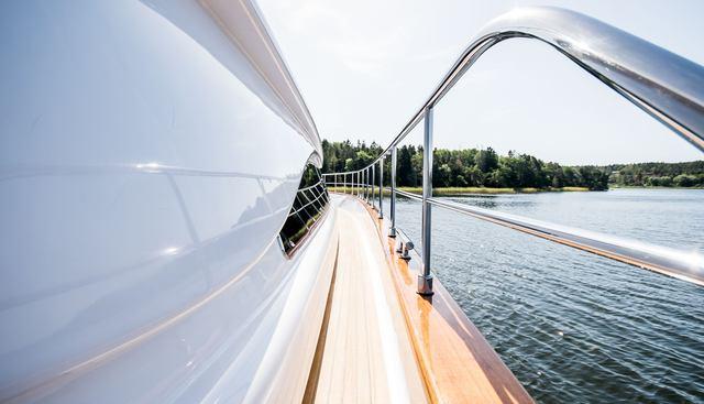 Queen of Sheba Charter Yacht - 8