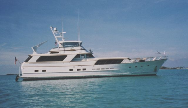Yachts A Luck Charter Yacht