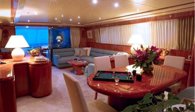 Jaan Charter Yacht - 8
