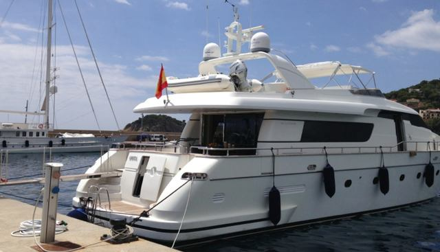 Gota Charter Yacht