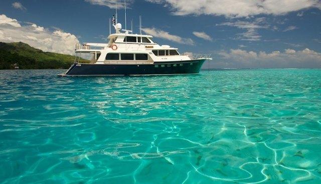 Miss Kulani Charter Yacht