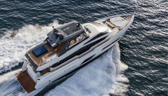 Black Star III Charter Yacht - 5
