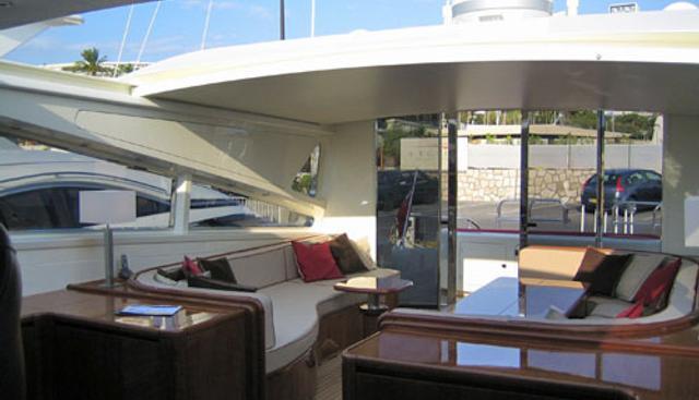 Kiluanje Charter Yacht - 3