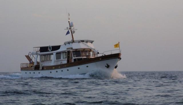 Hercule Poirot Charter Yacht