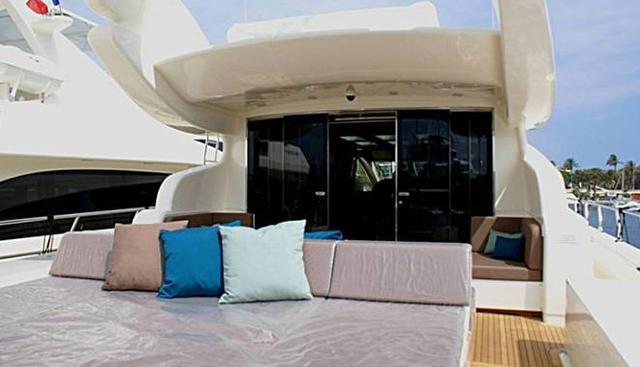 Leopard of Dubai II Charter Yacht - 3