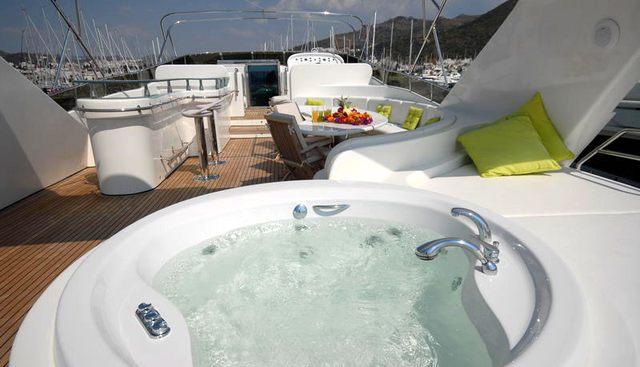 Tatiana Charter Yacht - 4