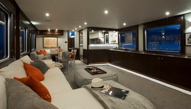 Sultana Charter Yacht - 6