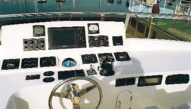 Novatec 80 Charter Yacht - 4