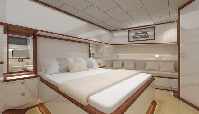 Grand Sailor Charter Yacht - 7