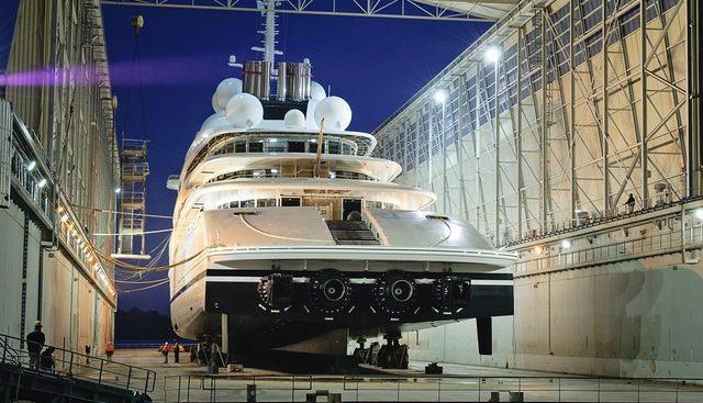 Azzam Charter Yacht - 5