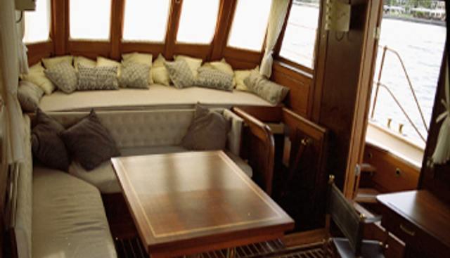 Meteor Charter Yacht - 2