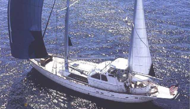 Quixote Charter Yacht