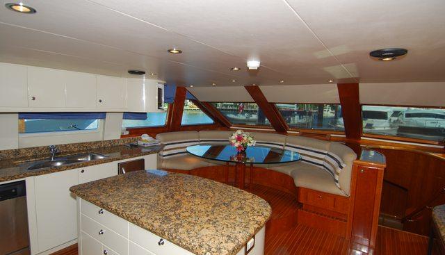 Ajilati Charter Yacht - 4
