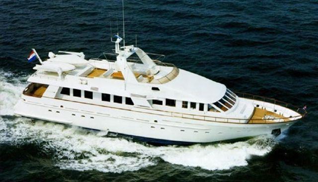 Armathia Charter Yacht