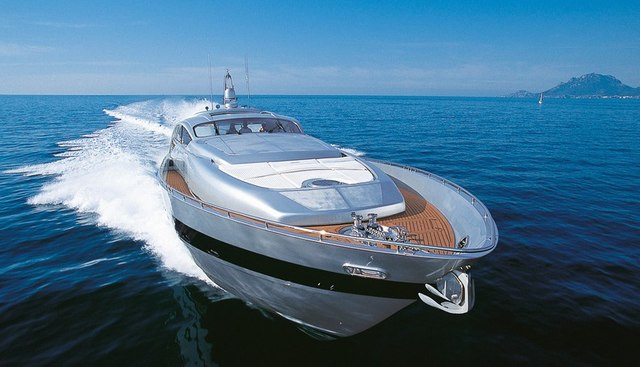 Cinque Charter Yacht - 2