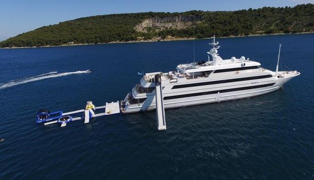 Katina Charter Yacht