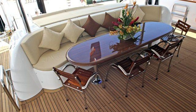 DREAmer Charter Yacht - 3