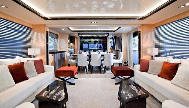 Mystery King Charter Yacht - 3