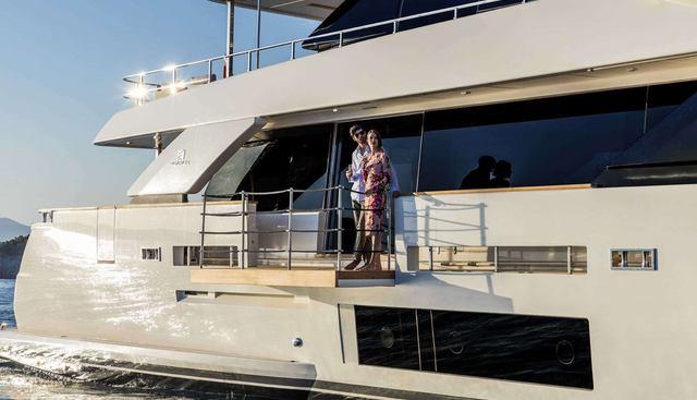 Maria Theresa Charter Yacht - 4