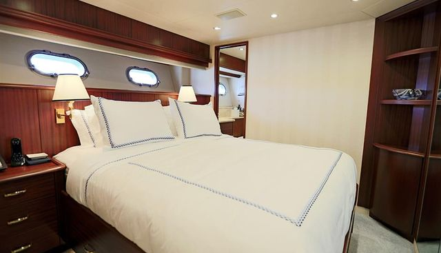Tranquility Charter Yacht - 8