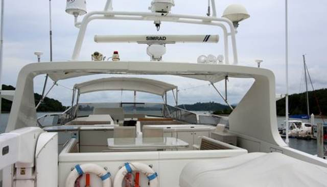 Gamayun Charter Yacht - 5