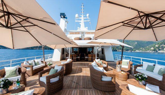 Bleu De Nimes Charter Yacht - 3