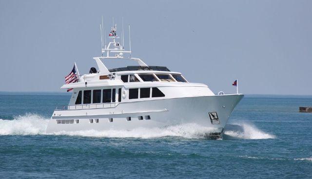 Wrigley Charter Yacht