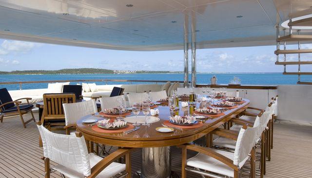 Odessa Charter Yacht - 4
