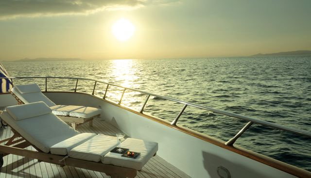 Something Cool Charter Yacht - 5