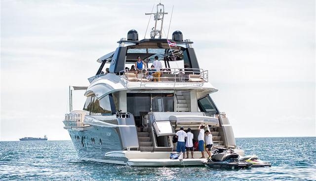 Serendipity Charter Yacht - 5