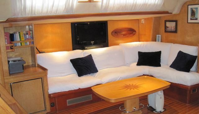 Almundarvi Charter Yacht - 2