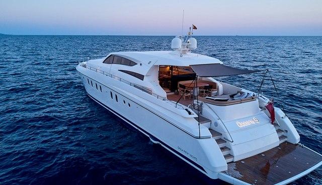 Ocean 5 Charter Yacht - 8