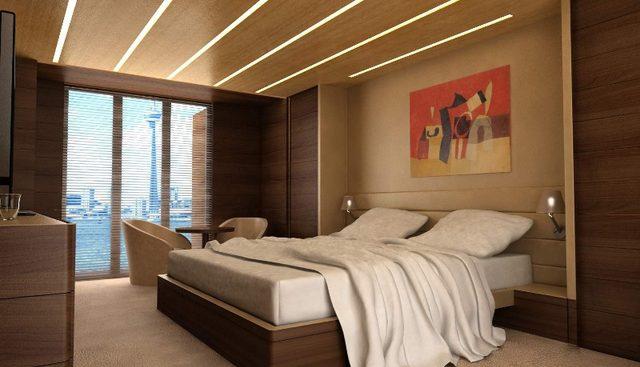 Aicon Navetta 110 Charter Yacht - 4