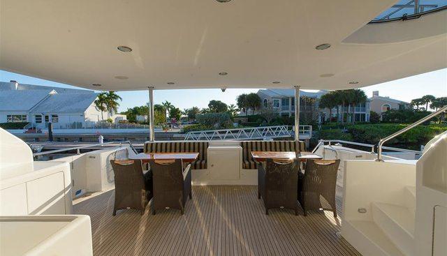 Mi Amor II Charter Yacht