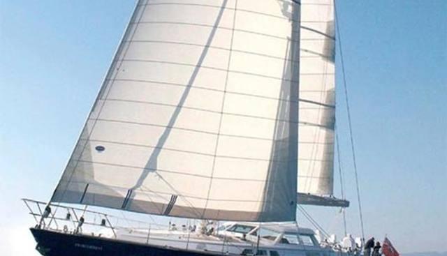 Twirlybird VI Charter Yacht