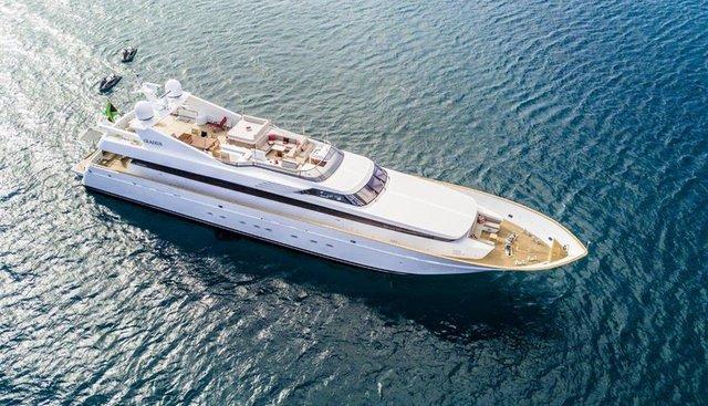 Gladius Charter Yacht