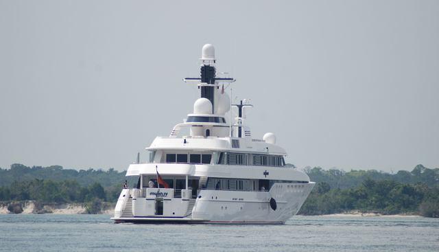 Mylin IV Charter Yacht - 5