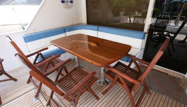 Just Faith Charter Yacht - 4