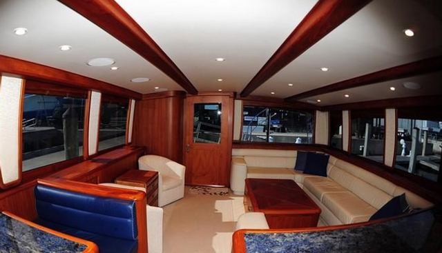 Beast Charter Yacht - 5