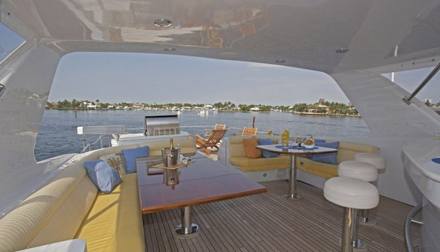 Sheer Bliss Charter Yacht - 4