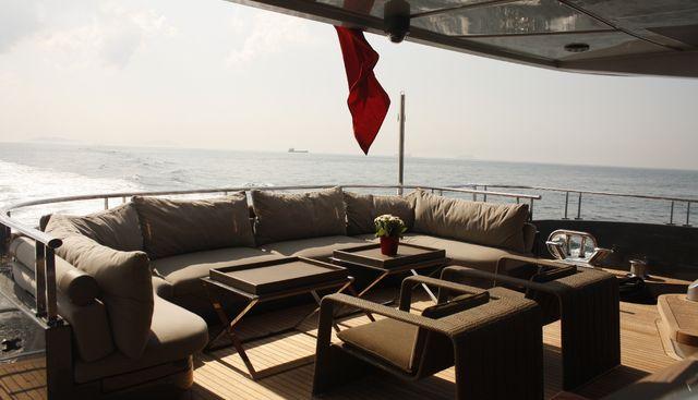 Tee-Dje Charter Yacht - 5