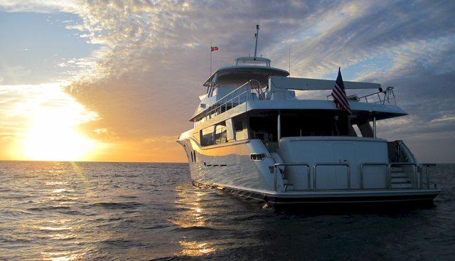 Adams 82 Charter Yacht - 3