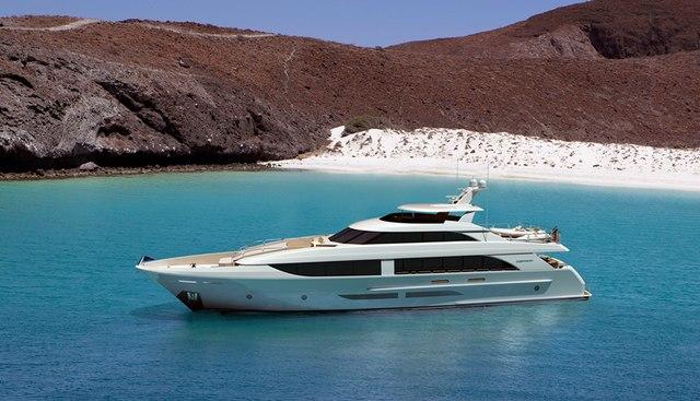 Westport 125 #3803 Charter Yacht