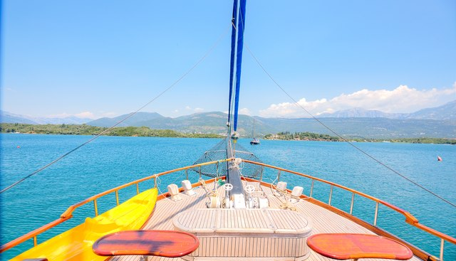 Lady Sovereign II Charter Yacht - 2