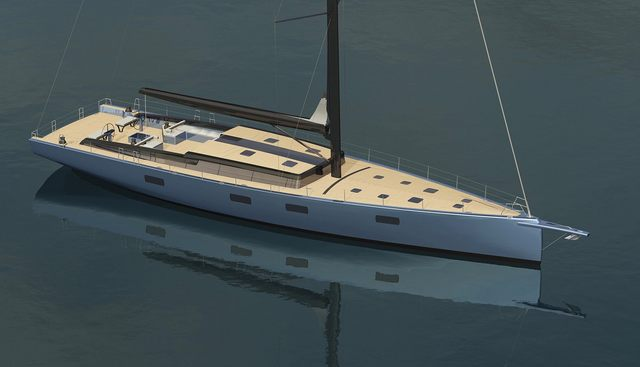 Prevail Charter Yacht