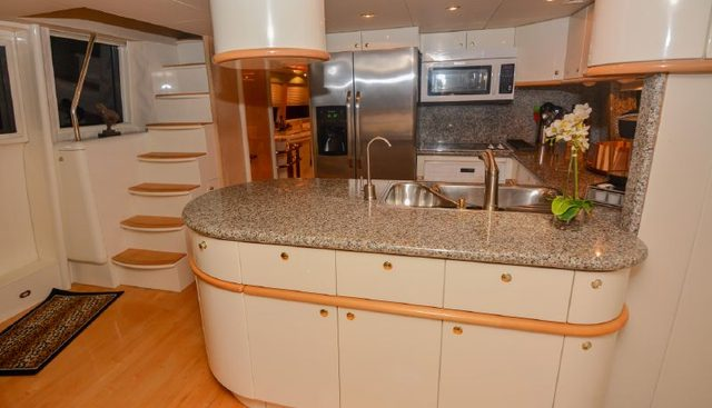 Chase n Dreams Charter Yacht - 3