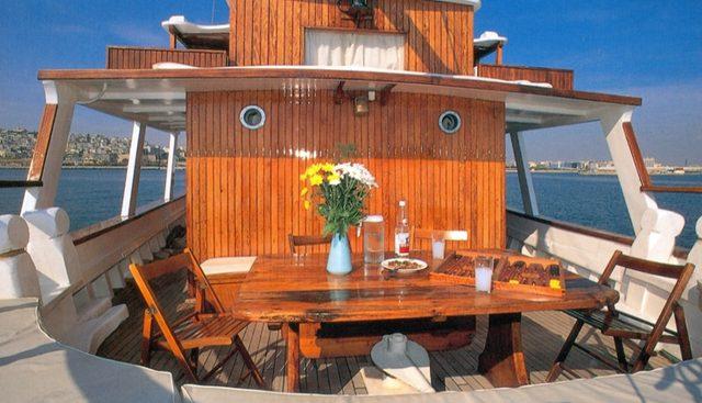 Zora Charter Yacht - 4