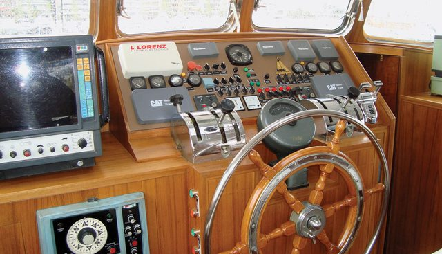 Lamadine Charter Yacht - 3